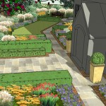 Richmond garden design